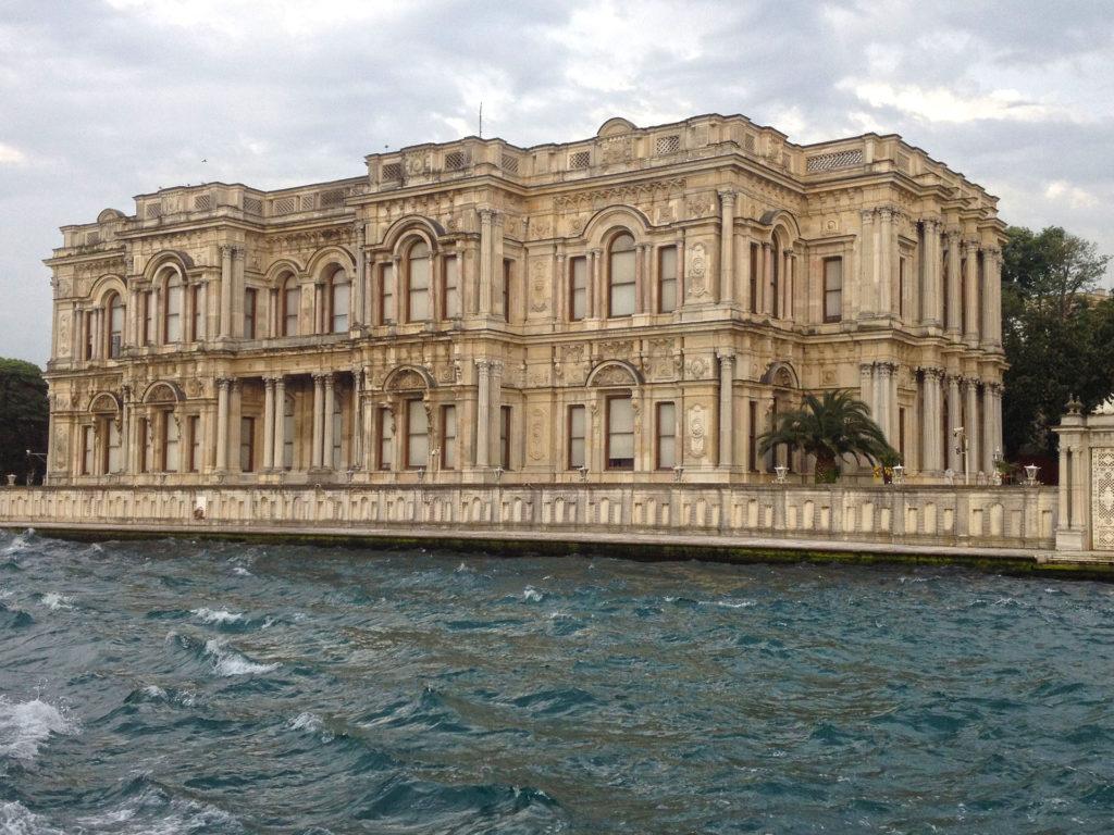 Istanbul, Turkey, Bosphorus Palace