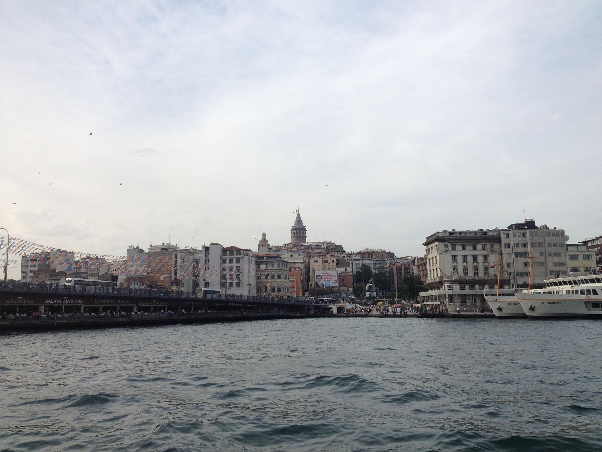 Istanbul, Turkey, Cruise Bosphorus