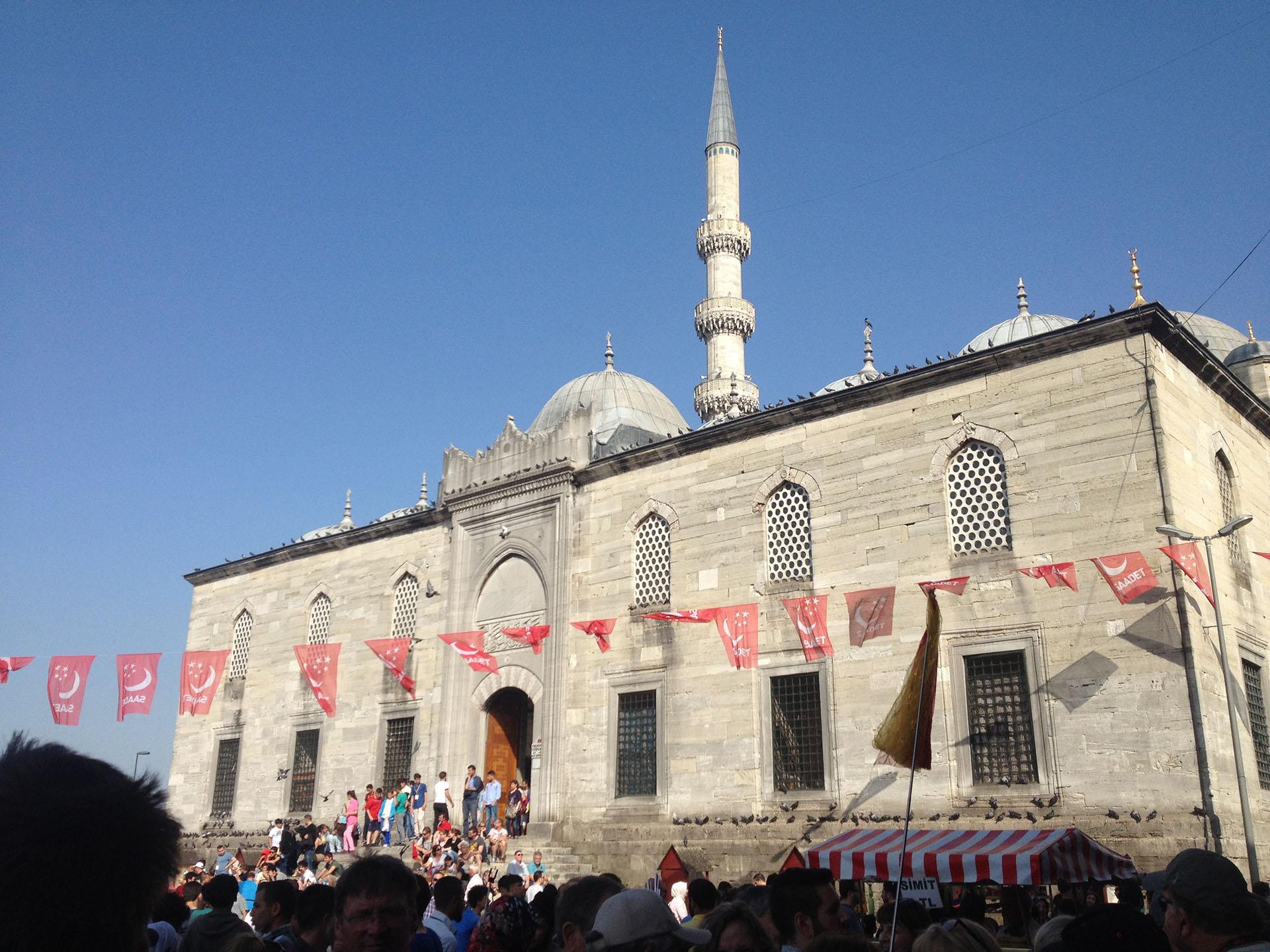 Istanbul, Turkey, New Mosque