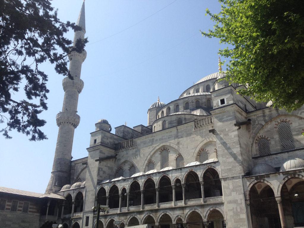 Istanbul, Turkey, Sultanahmet Mosque